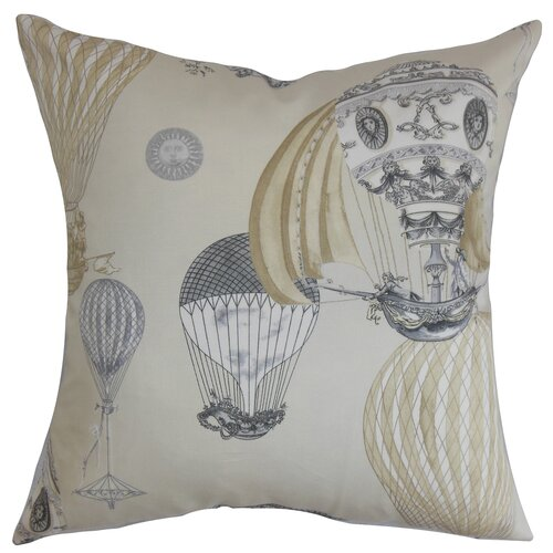 The Pillow Collection Carenza Cotton Pillow