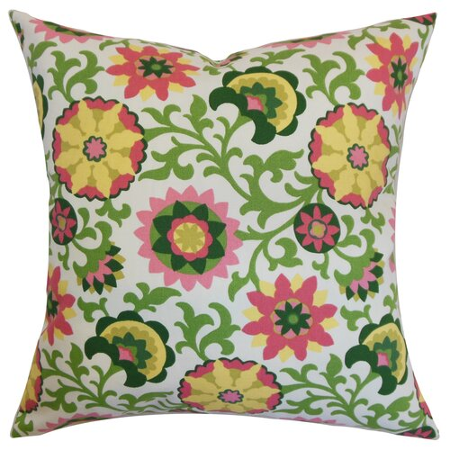 Meriadoc Floral Pillow