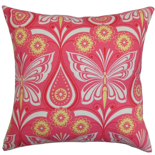 The Pillow Collection Jorgen Cotton Pillow