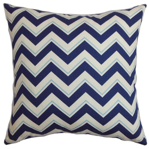 The Pillow Collection Deion Cotton Pillow