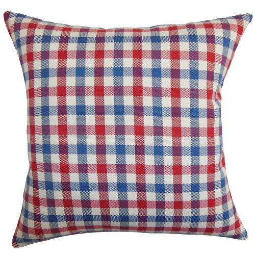 The Pillow Collection Manteo Cotton Pillow