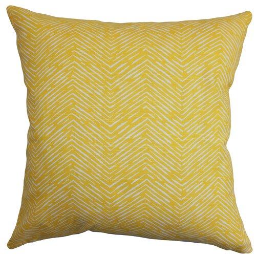 The Pillow Collection Edythe Cotton Pillow