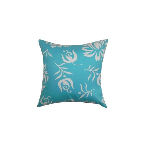 Flo Floral Pillow