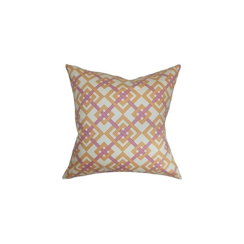The Pillow Collection Fimbrethil Cotton Pillow