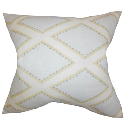 Alaric Geometric Pillow