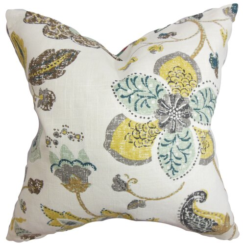 Jora Floral Pillow