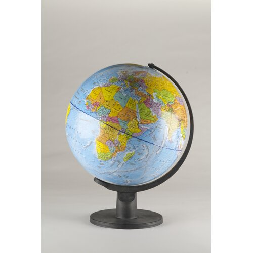 Scout Student Desk World Globe