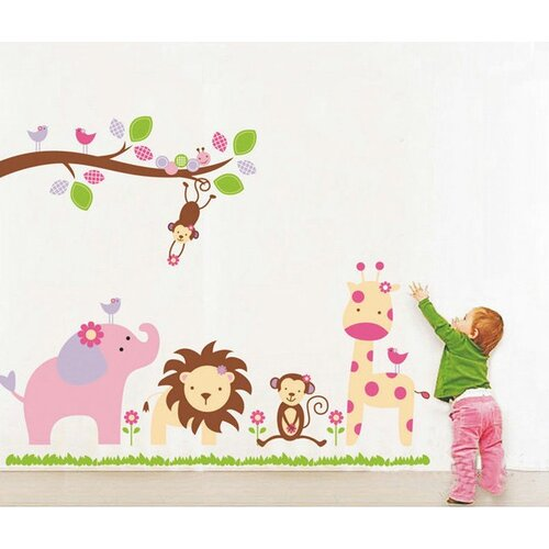 Baby Animals Wall Decal