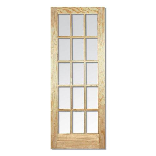 Lpd Doors Sa 15 Panel Glazed Interior Door Reviews Wayfair Uk