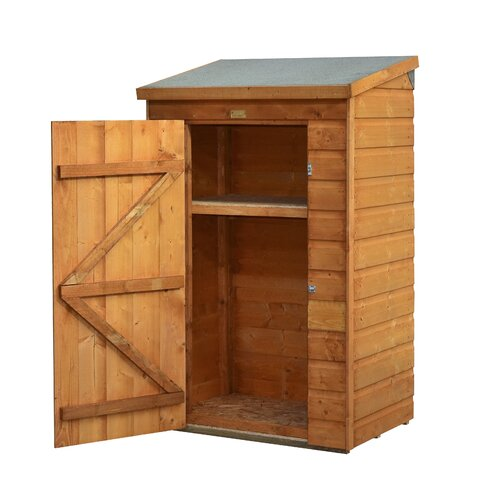 Rowlinson Wooden Tool Shed Amp Reviews Wayfair Uk