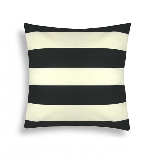 Awning Stripe Decorative Pillow