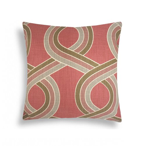 Domusworks Geo Cotton Decorative Pillow