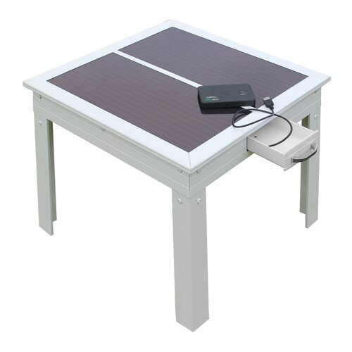 Savana Solar Patio Table