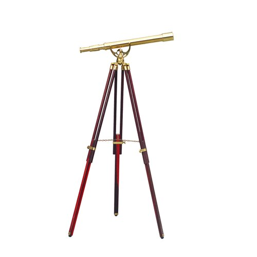 Fixed 18x50 Refractor Telescope