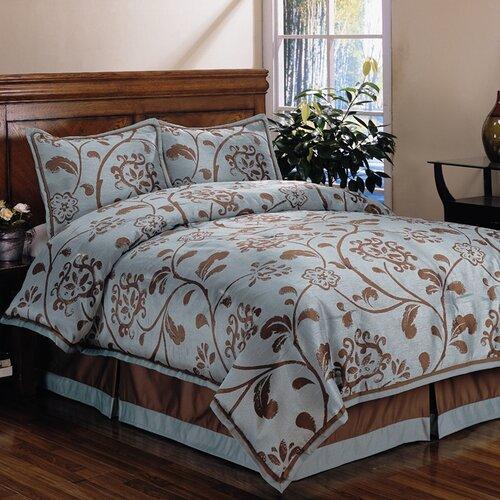 Bella 4 Piece Comforter Set