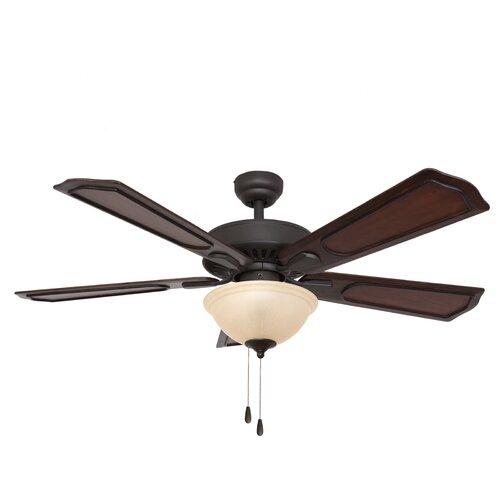 calcutta winchester bowl light ceiling fan light kit. Black Bedroom Furniture Sets. Home Design Ideas