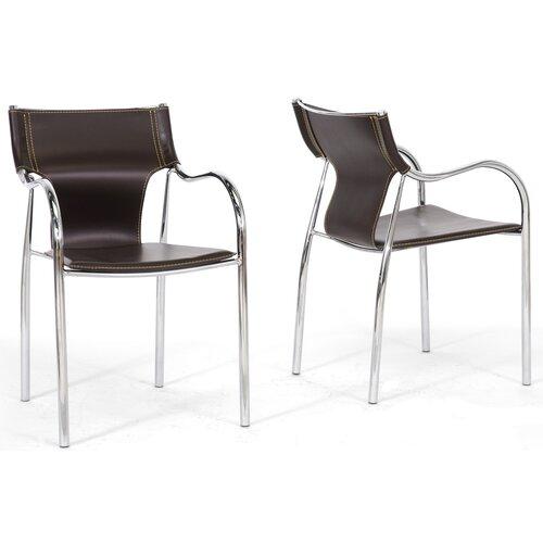 Baxton Studio Harris Modern Dining Chair (Set of 2)