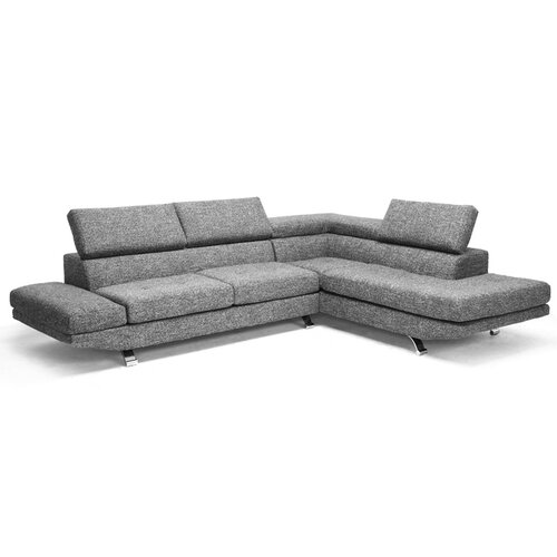 Wholesale Interiors Baxton Studio Adelaide Sectional