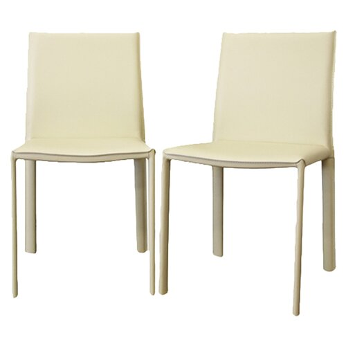 Wholesale Interiors Baxton Studio Crawford Side Chair (Set of 2)