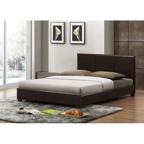 Baxton Studio Pless Platform Bed