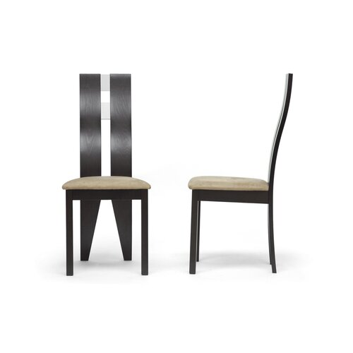 Baxton Studio Casablanca Side Chair (Set of 2)