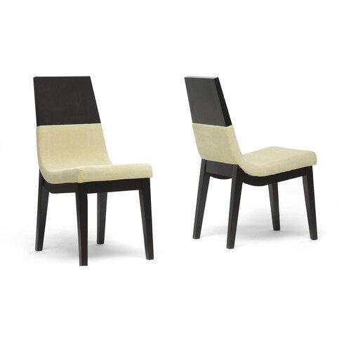 Baxton Studio Prezna Side Chair (Set of 2)