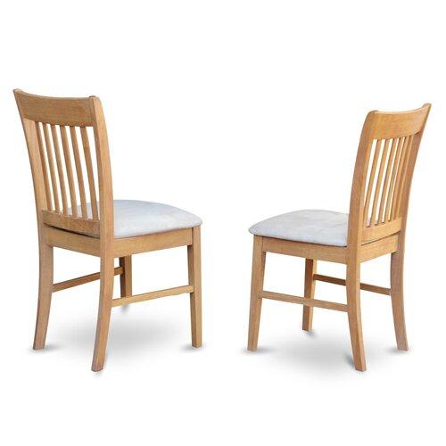 East West Furniture Norfolk Side Chair