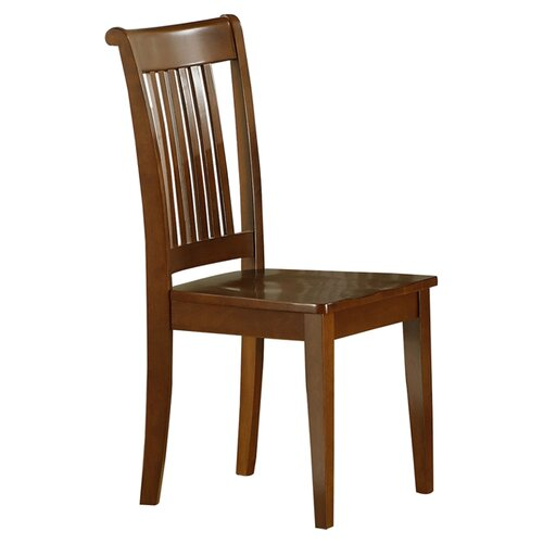 East West Furniture Portland Side Chair
