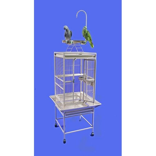 A&E Cage Co. Small Play Top Bird Cage
