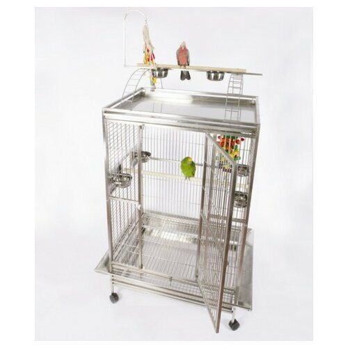 A&E Cage Co. Giant Play Top Bird Cage