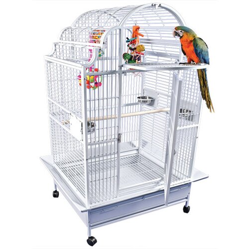 A&E Cage Co. Large Victorian Top Bird Cage