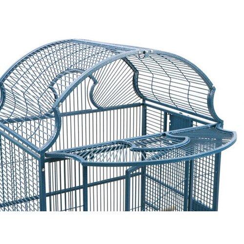A&E Cage Co. Medium Fan Top Bird Cage