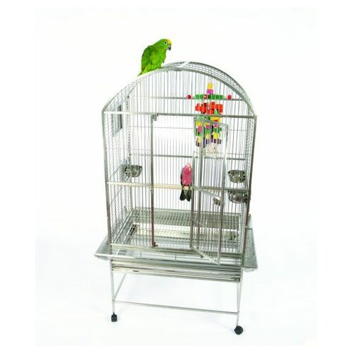 Small Dome Top Bird Cage