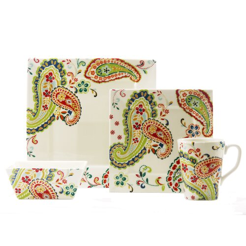 Aeneid 16 Piece Dinnerware Set