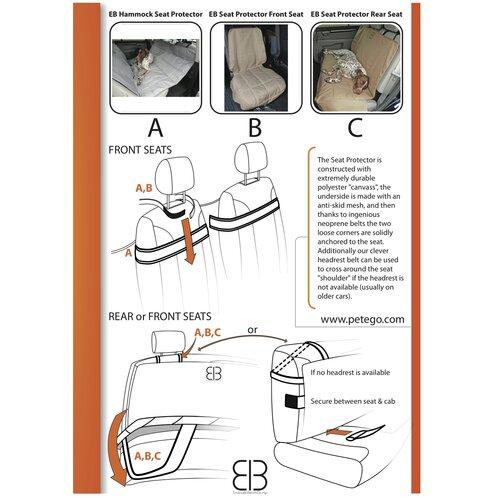 PetEgo EB Dog Seat Protector