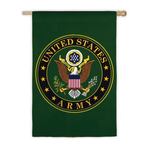 United States Army 2-Sided Garden Flag