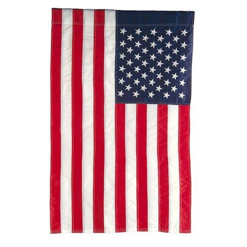 American 2-Sided Garden Flag