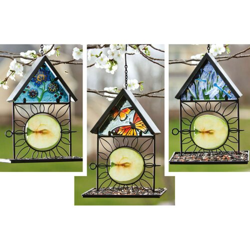 Fruit Decorative Bird Feeder (Set of 3)