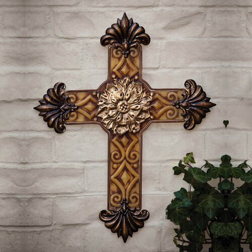 Magestic Cross Wall Decor