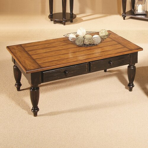 Progressive Furniture Inc. Country Vista Coffee Table