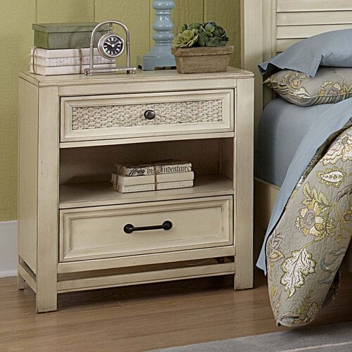 Haven 2 Drawer Nightstand