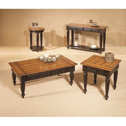 Progressive Furniture Country Vista End Table Reviews Wayfair