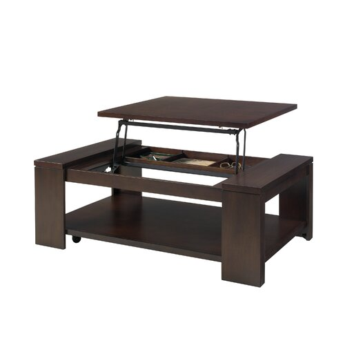 Progressive Furniture Waverly Coffee Table With Lift Top Reviews Wayfair