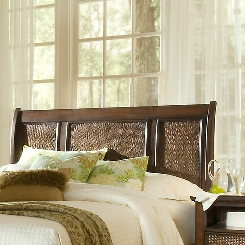Kingston Isle Sleigh Headboard
