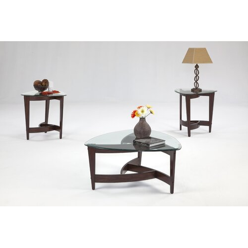 Sea View 3 Piece Coffee Table Set