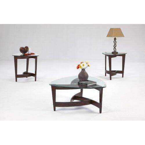 Progressive Furniture Inc. Sea View 3 Piece Coffee Table Set