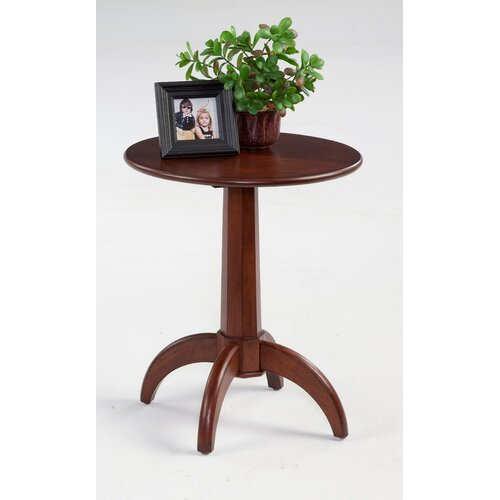 Progressive Furniture Inc. Chairsides End Table