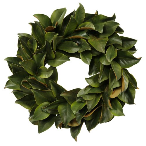 Magnolia Leaf Wreath