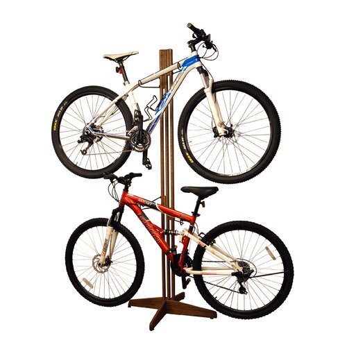 Gear Up Inc. Signature Series Oakrak Freestanding Storage Rack