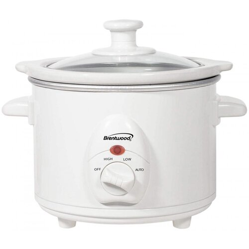 Brentwood Appliances 1.5-Quart Slow Cooker
